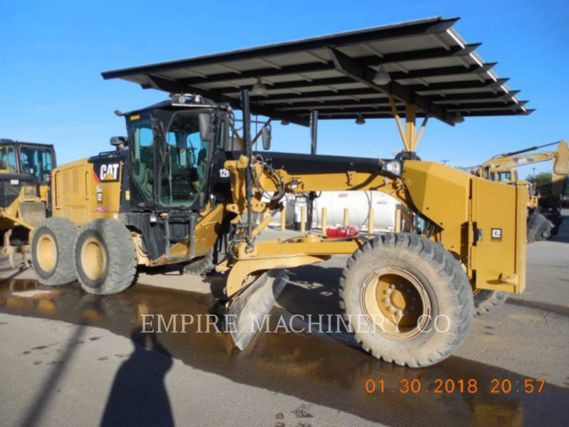 CATERPILLAR АВТОГРЕЙДЕРЫ 12M3 equipment  photo 1