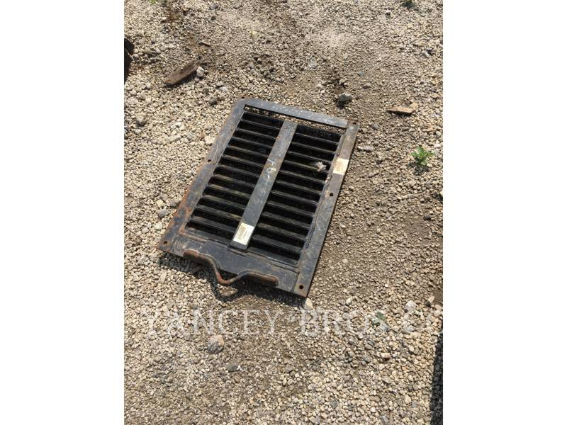 CATERPILLAR DIVERS D3G GRILL GUARD equipment  photo 1