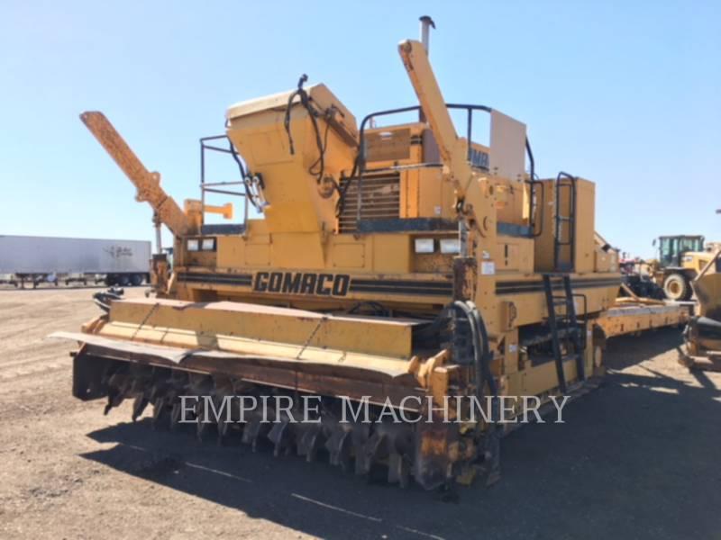GOMACO ASPHALT PAVERS 9500 equipment  photo 4