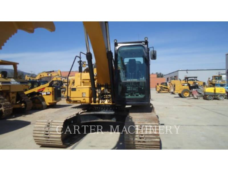 CATERPILLAR ESCAVATORI CINGOLATI 323 F L equipment  photo 6