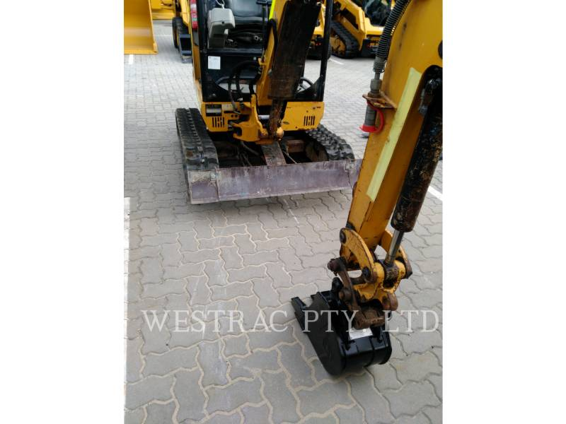 CATERPILLAR PELLES SUR CHAINES 301.8C equipment  photo 4