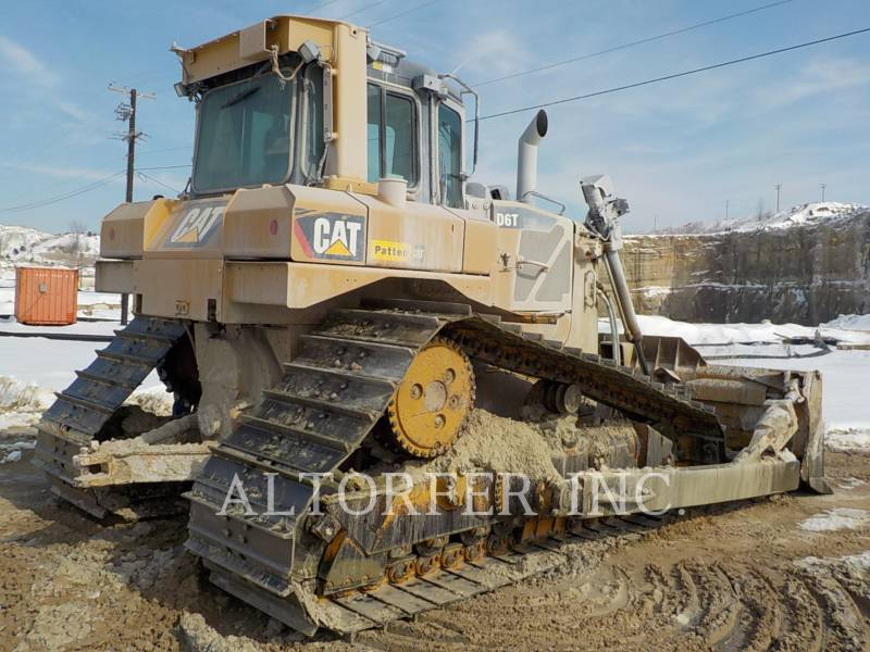 CATERPILLAR TRACTEURS MINIERS D6T LGP equipment  photo 4