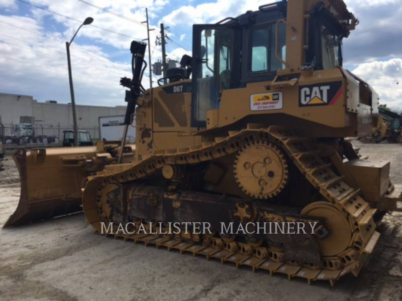 CATERPILLAR CIĄGNIKI GĄSIENICOWE D6TXWPAT equipment  photo 7