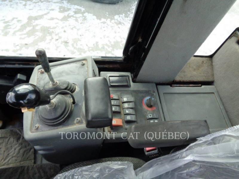 CATERPILLAR PALE GOMMATE/PALE GOMMATE MULTIUSO 930G equipment  photo 6