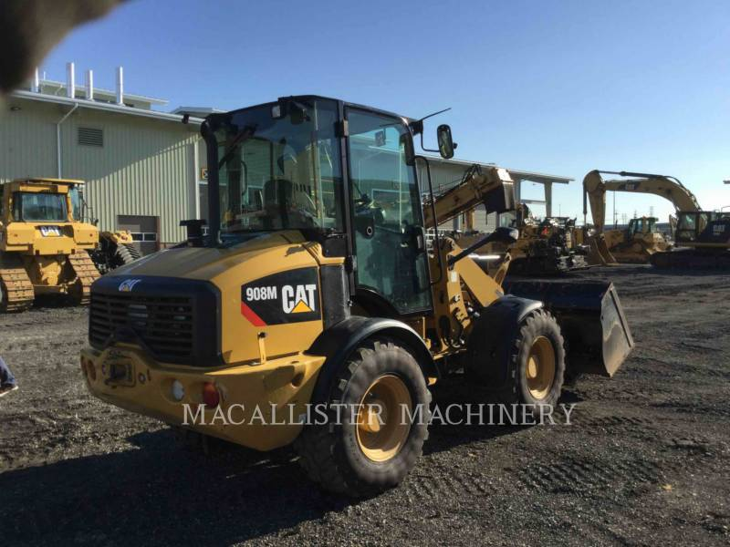 CATERPILLAR RADLADER/INDUSTRIE-RADLADER 908M equipment  photo 3