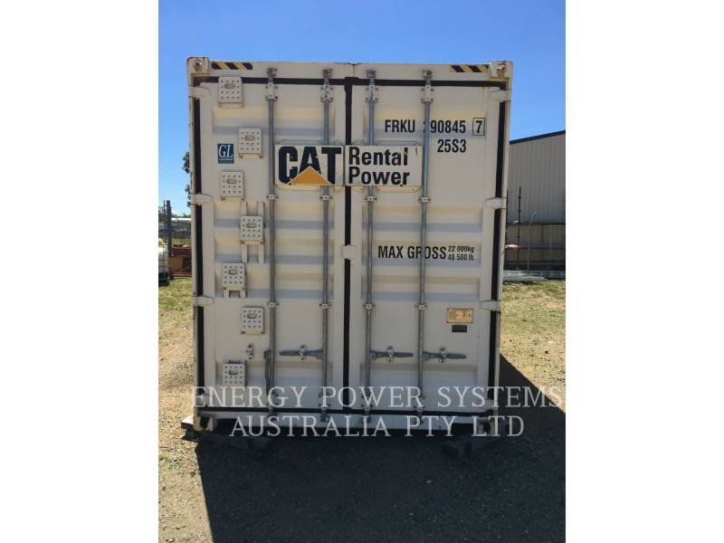 CATERPILLAR POWER MODULES 3512B equipment  photo 3