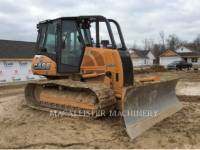 Equipment photo CASE 850L KETTENDOZER 1