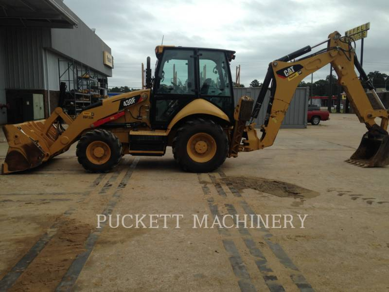 CATERPILLAR バックホーローダ 430FST equipment  photo 1