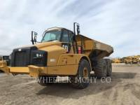 Caterpillar CAMIOANE ARTICULATE 740B TG equipment  photo 1