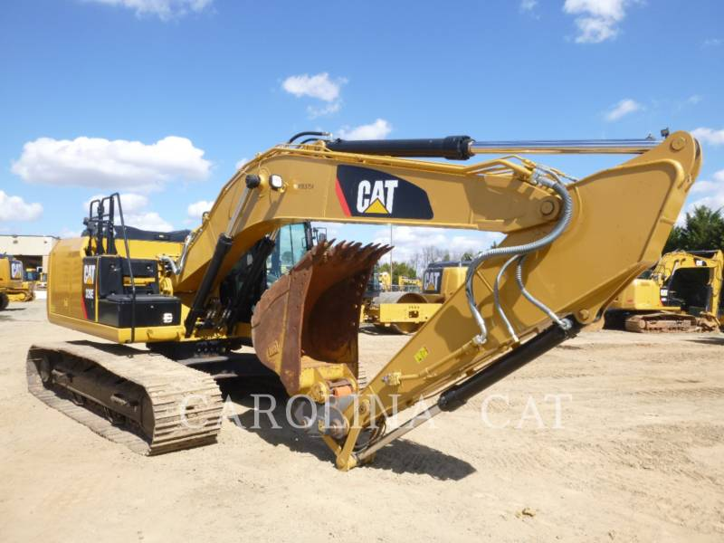 CATERPILLAR ESCAVATORI CINGOLATI 320EL QC equipment  photo 5