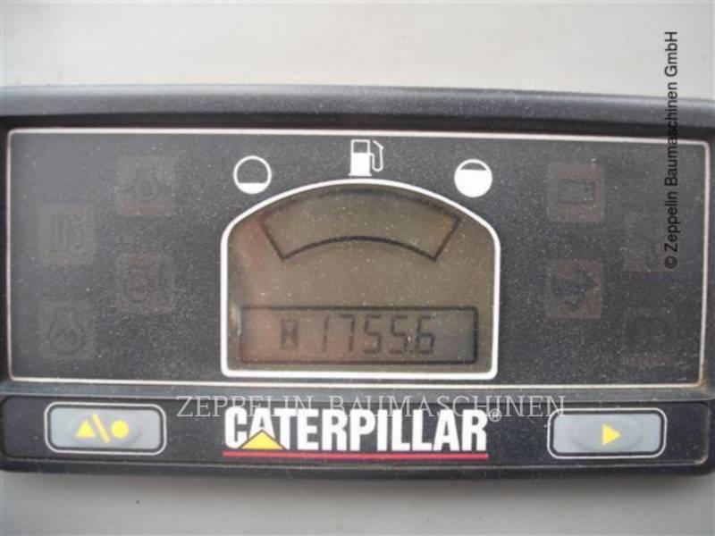 CATERPILLAR TRACK EXCAVATORS 302.5C equipment  photo 14