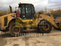 CATERPILLAR WHEEL LOADERS/INTEGRATED TOOLCARRIERS 950H WASTE equipment  photo 5