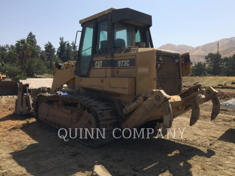 CATERPILLAR CARGADORES DE CADENAS 973C equipment  photo 2