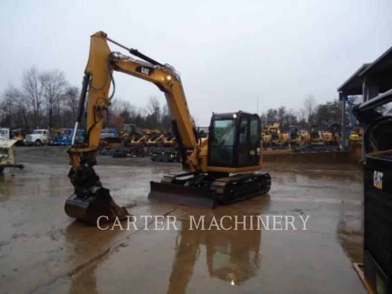 CATERPILLAR KETTEN-HYDRAULIKBAGGER 308E2 SBS equipment  photo 2
