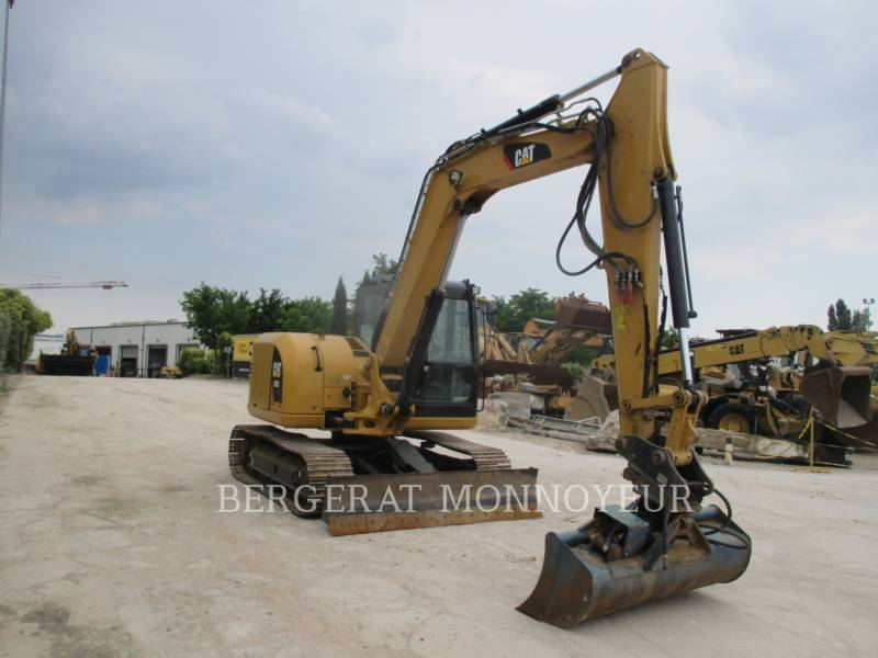 CATERPILLAR KETTEN-HYDRAULIKBAGGER 308E2CRSB equipment  photo 7