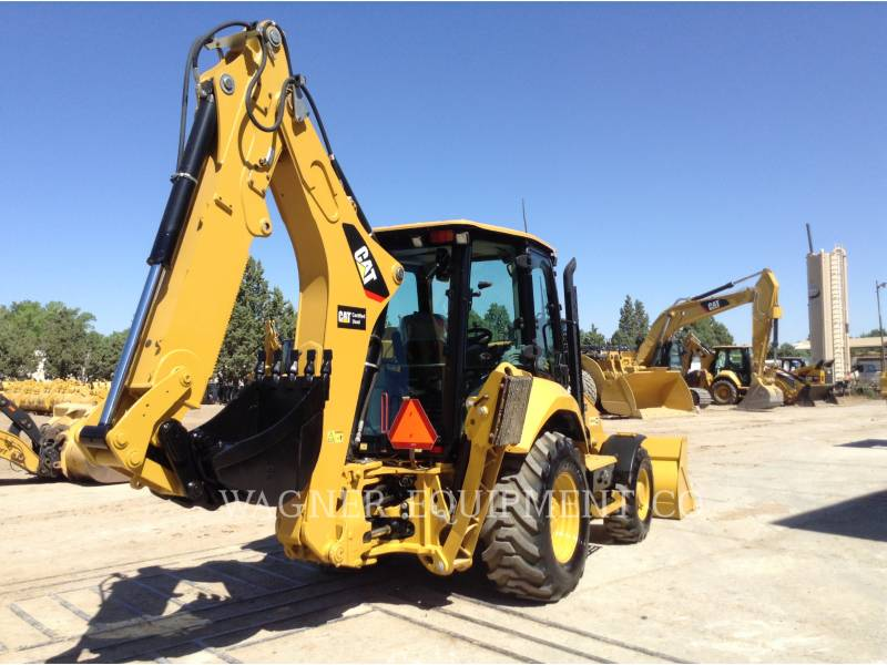 CATERPILLAR BACKHOE LOADERS 430F2ST equipment  photo 2