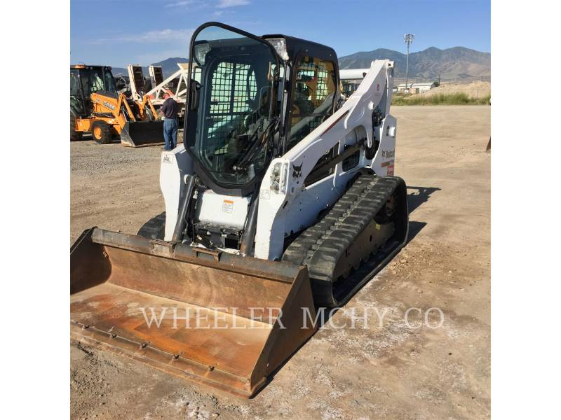 BOBCAT CARGADORES MULTITERRENO T770 equipment  photo 3