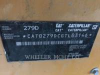 CATERPILLAR DELTALADER 279D C3-H2 equipment  photo 9