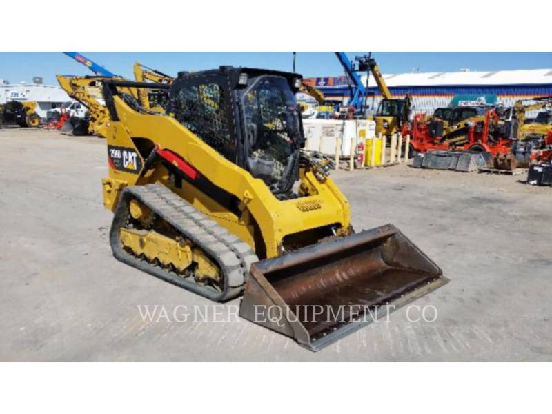 CATERPILLAR CHARGEURS TOUT TERRAIN 299DXHP equipment  photo 4