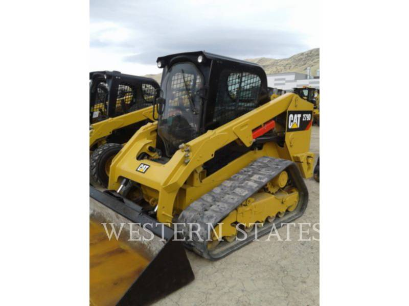 CATERPILLAR CHARGEURS TOUT TERRAIN 279 D equipment  photo 1