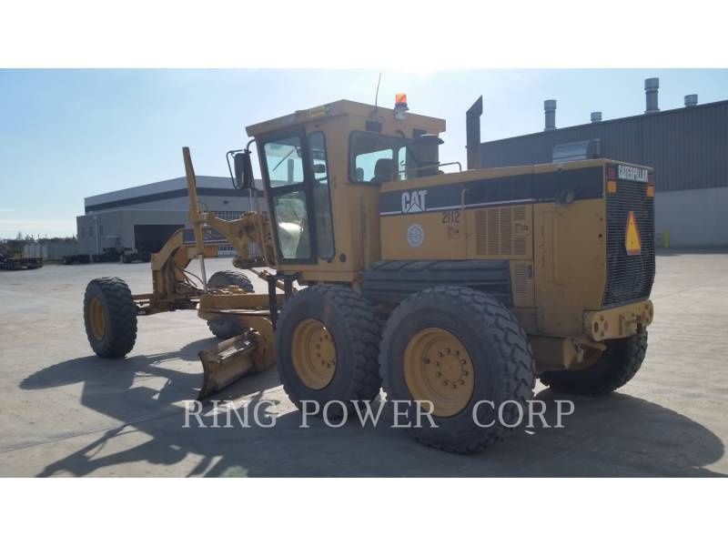 CATERPILLAR MOTOR GRADERS 12H equipment  photo 3