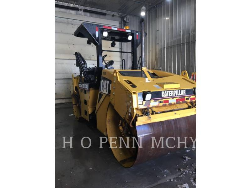 CATERPILLAR HERRAMIENTA: COMPACTADOR CB534D equipment  photo 1