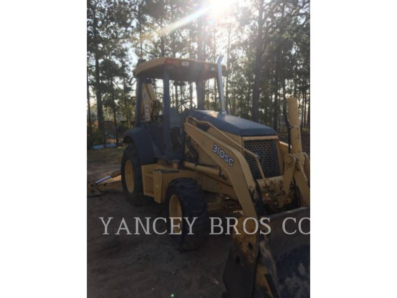 DEERE & CO. BACKHOE LOADERS 310SG equipment  photo 5