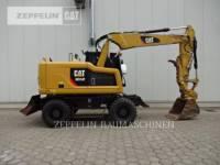 CATERPILLAR PELLES SUR PNEUS M314F equipment  photo 5