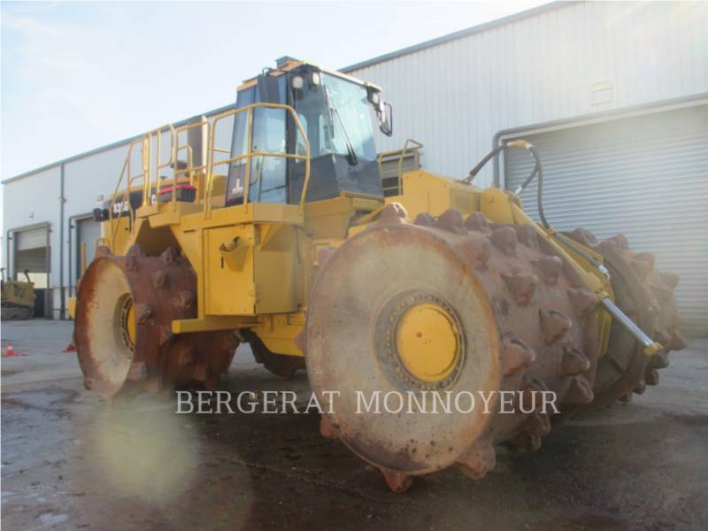 CATERPILLAR WHEEL DOZERS 836 equipment  photo 5