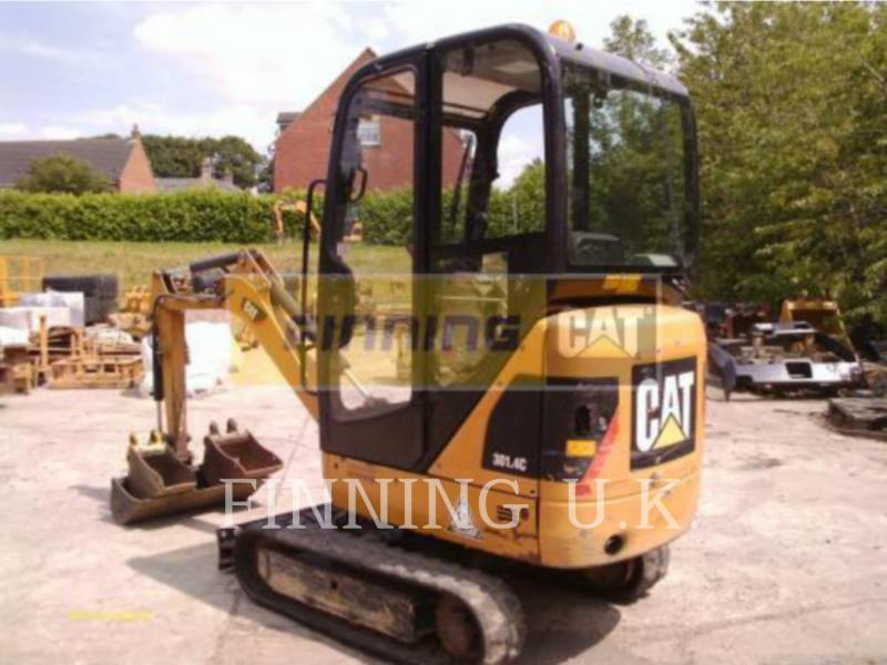CATERPILLAR TRACK EXCAVATORS 301.4CEXCB equipment  photo 1