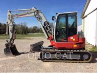 Equipment photo TAKEUCHI MFG. CO. LTD. TB280FR PELLES SUR CHAINES 1