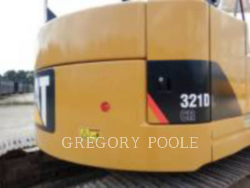 CATERPILLAR TRACK EXCAVATORS 321D LCR equipment  photo 22