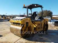 CATERPILLAR TAMBOR DOBLE VIBRATORIO ASFALTO CB54B equipment  photo 12