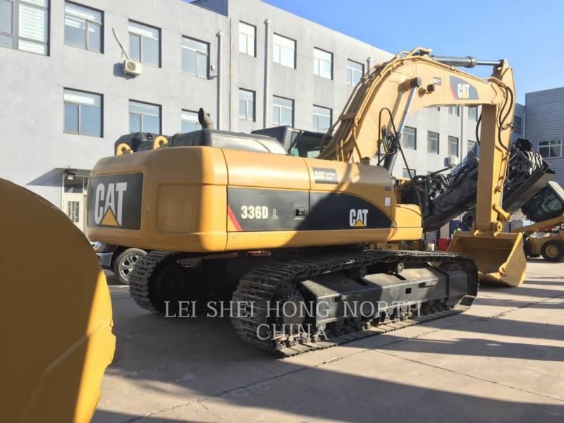 CATERPILLAR TRACK EXCAVATORS 336DL equipment  photo 1
