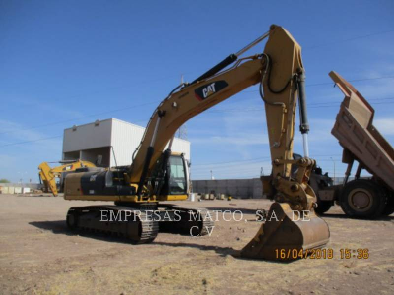 CATERPILLAR TRACK EXCAVATORS 336D2L equipment  photo 9