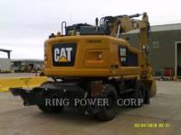 CATERPILLAR WHEEL EXCAVATORS M315F equipment  photo 3
