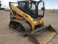 CATERPILLAR KOMPAKTLADER 268B VTS equipment  photo 2