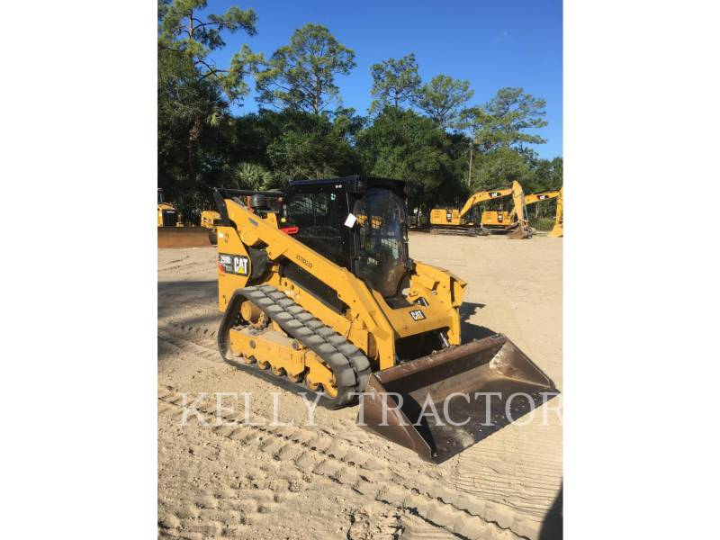 CATERPILLAR MULTI TERRAIN LOADERS 299D2XHP equipment  photo 9