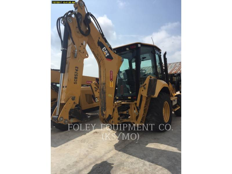 CATERPILLAR BACKHOE LOADERS 416F2 equipment  photo 3