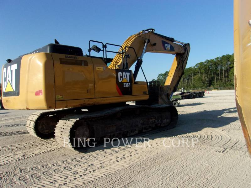 CATERPILLAR ESCAVADEIRAS 336FL equipment  photo 3