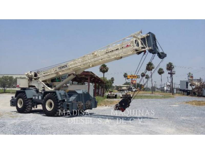 TEREX CORPORATION GRÚAS RT665 equipment  photo 7