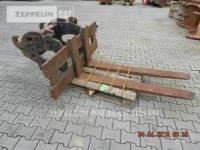 ZEPPELIN AUTRES Palettengabel CW20/4 equipment  photo 2