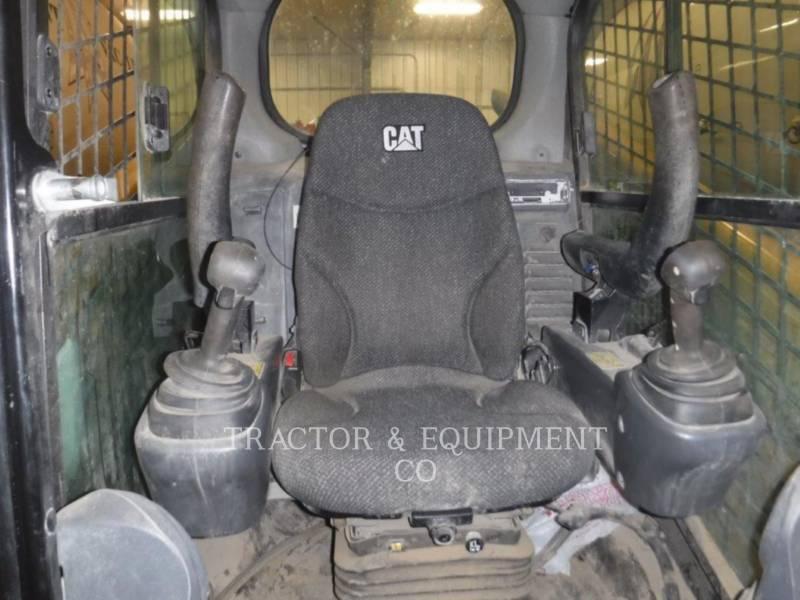 CATERPILLAR PALE CINGOLATE MULTI TERRAIN 279D equipment  photo 4
