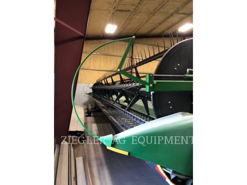 DEERE & CO. Testate 640FD equipment  photo 1