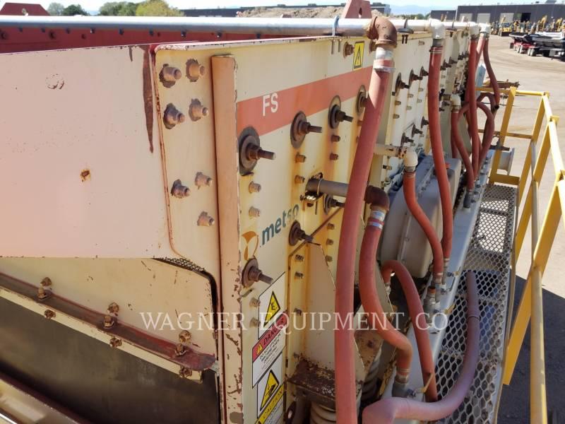 MISCELLANEOUS MFGRS CONCASSEURS MC6163W equipment  photo 8