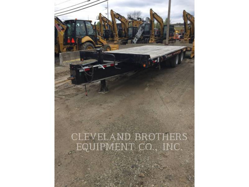 TOWMASTER REMORCI T-40T equipment  photo 1
