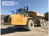 Equipment photo CATERPILLAR 745C KNICKGELENKTE MULDENKIPPER 1