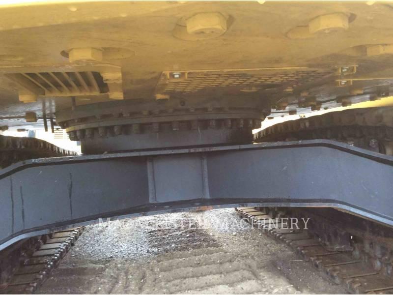 CATERPILLAR TRACK EXCAVATORS 314ELCR equipment  photo 8