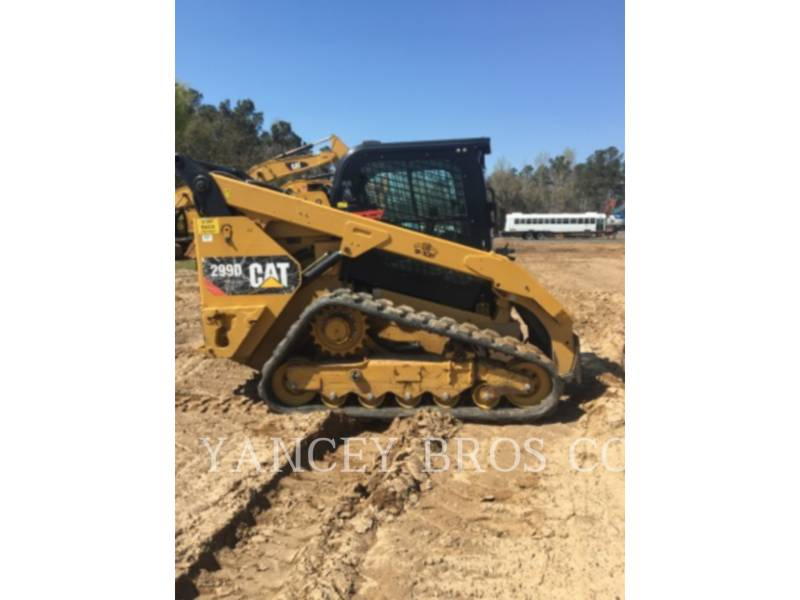 CATERPILLAR CHARGEURS COMPACTS RIGIDES 299D XHP equipment  photo 2