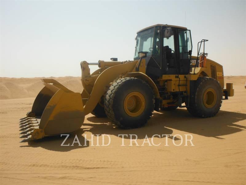 CATERPILLAR 鉱業用ホイール・ローダ 950H equipment  photo 2